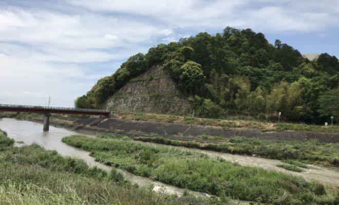 山崎山城遠景