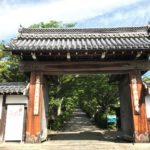 西教寺 総門