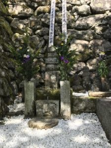 西教寺 明智煕子の墓