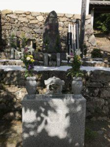 西教寺 明智光秀及び明智一族の墓