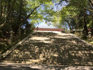 比叡山 階段