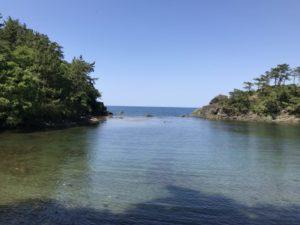 高浜城 城山海水浴場(ベビービーチ)