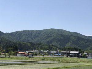 賤ケ岳の戦い 行市山 玄葉尾城