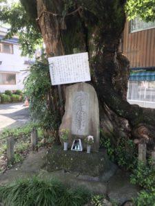 濃姫の墓(岐阜)