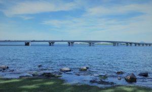 琵琶湖近景