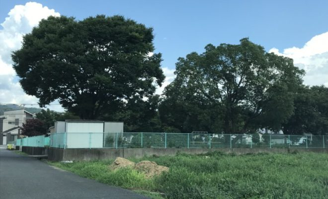 槇島城(現:槇島公園)