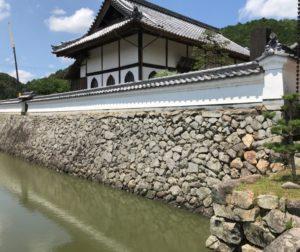 興禅寺の石垣
