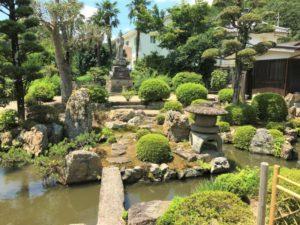 興禅寺・庭園