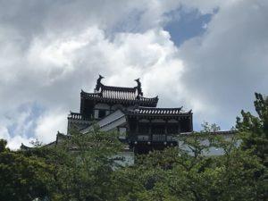 福知山城・天守