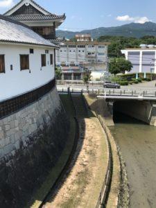 福知山城・隅櫓風城郭建築