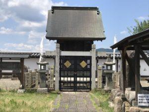 福知山城・朝暉神社