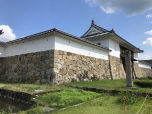 田辺城・外観