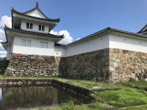 田辺城・模擬櫓