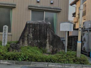 宮津城の石
