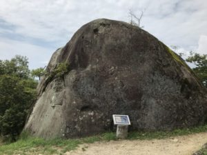 苗木城・馬洗岩