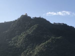 岐阜城(稲葉山城)