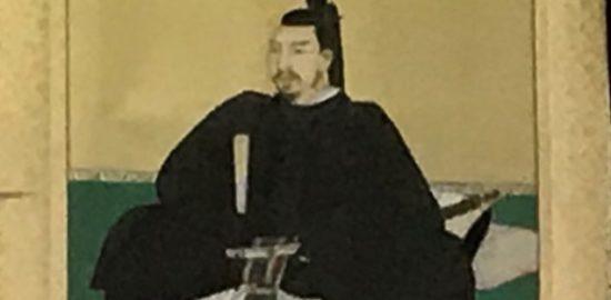 崇福寺・織田信長肖像画