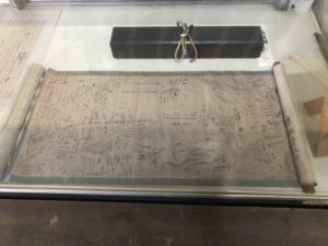 崇福寺・関ヶ原の戦い図