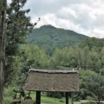 妻木城と崇禅寺