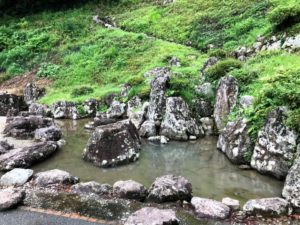 義景館跡庭園