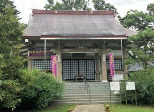 称念寺 本堂
