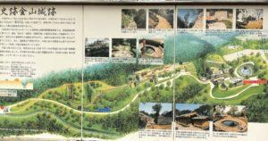 史跡 金山城跡