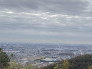 南曲輪からの眺め