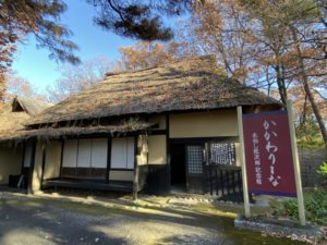 木枯し紋次郎記念館
