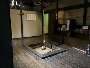 木枯し紋次郎記念館・内部1