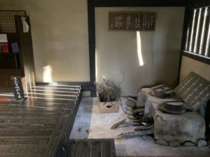 木枯し紋次郎記念館・内部2