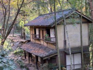 三日月村 旅籠屋