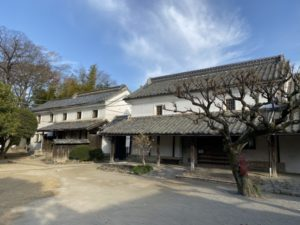 渋沢栄一「中の家」土蔵Ⅰ・Ⅱ