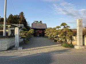 国済寺 入り口