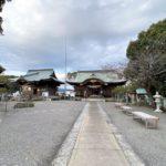 一條神社(中村御所跡)