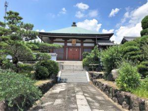 本経寺 お堂