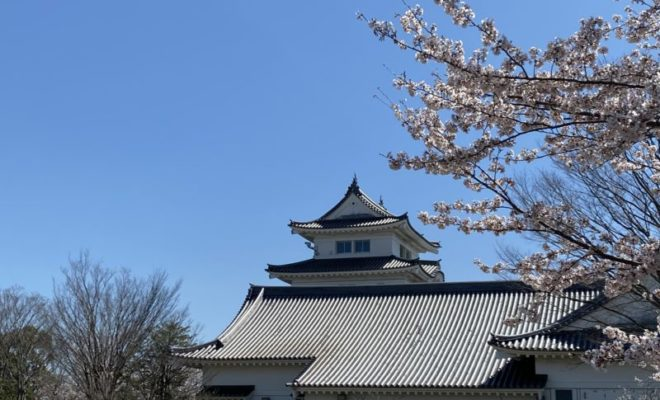 関宿城 模擬櫓