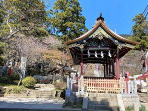 筑波山神社 神橋
