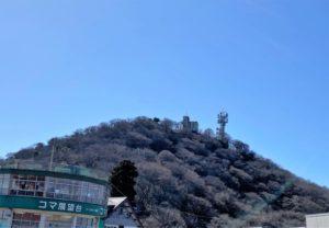 男体山(筑波山)