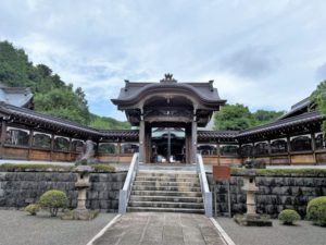 永林寺 中雀門
