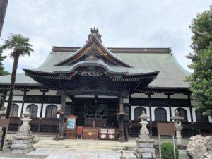 永林寺 本堂