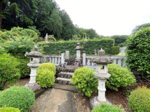 大石定久公の墓