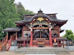 鹿沼今宮神社 本殿