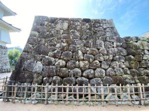 富山城 石垣1