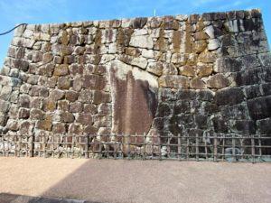 富山城 石垣2