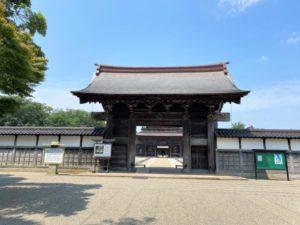 瑞龍寺 総門