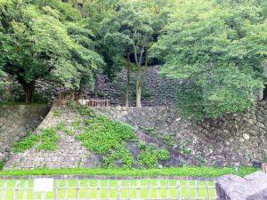 金沢城 石垣1