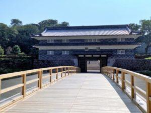 金沢城 鼠多門・鼠多門橋