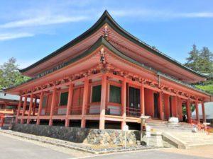 比叡山 寺院