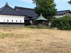 最勝寺(蜷川氏館跡)