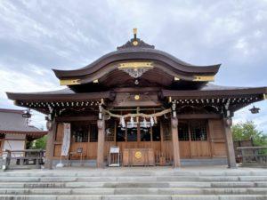 菅原神社 社殿